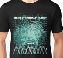 LIGHT OF EMERALD  PLANET OCEAN Unisex T-Shirt