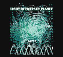 LIGHT OF EMERALD  PLANET OCEAN Unisex T-Shirt