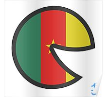 Cameroon Smile Poster