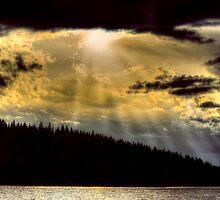 Incoming Storm by Skye Ryan-Evans