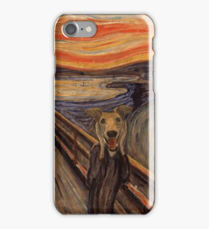 The Woof iPhone Case/Skin