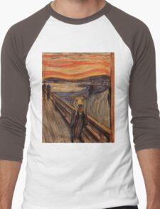 The Woof Men's Baseball ¾ T-Shirt