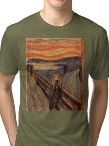 The Woof Tri-blend T-Shirt