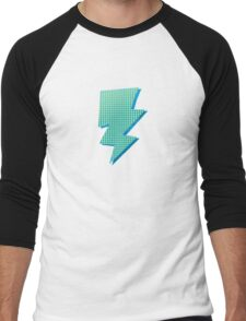Electric Rush Men's Baseball ¾ T-Shirt