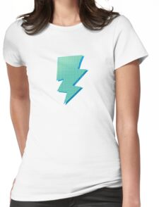 Electric Rush Womens Fitted T-Shirt