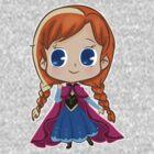Anna - Frozen by elenapugger