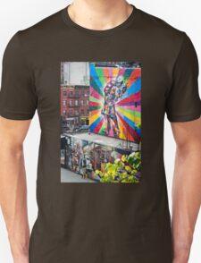 NYC Street Art Unisex T-Shirt