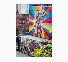 NYC Street Art Unisex T-Shirt