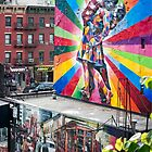 NYC Street Art by Ludwig Wagner