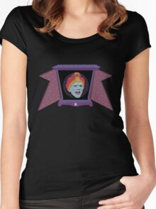 Jambi Women's Fitted Scoop T-Shirt