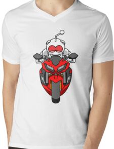 RIDEIT Red and Black T-Shirt