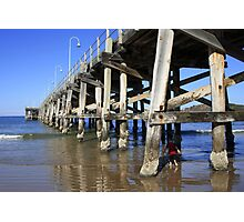 The Jetty at Coffs Harbour Photographic Print