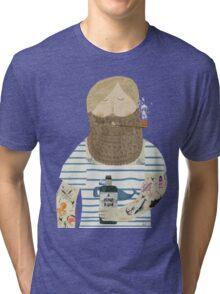 a fine rum Tri-blend T-Shirt