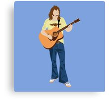 Tribute: Glenn Frey Canvas Print