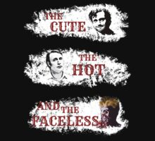The cute, the hot and the faceless (Will Hannibal Mason) by FandomizedRose