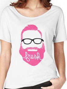 Fresh Beard Women's Relaxed Fit T-Shirt