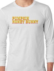 Pumpkin/Honey Bunny Long Sleeve T-Shirt