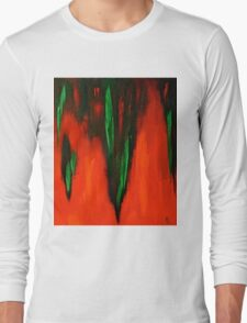Born in the fire of life Long Sleeve T-Shirt