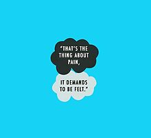 The Fault in Our Stars by anumali96