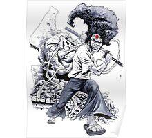 Afro Samurai Poster