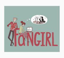 Fangirl (A novel) by omfgitsjaime