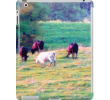 Cows on Parade! iPad Case/Skin