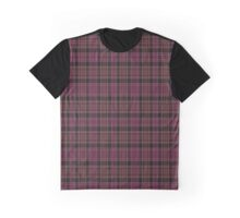 02713 Gloucester County, New Jersey Fashion Tartan Graphic T-Shirt