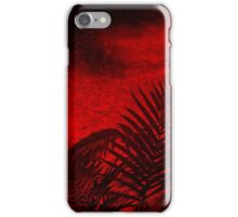 Blood Waters iPhone Case/Skin
