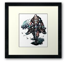 Old Nord - Guild Wars 2 Framed Print