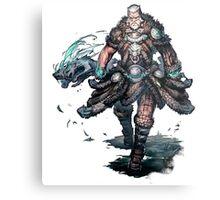 Old Nord - Guild Wars 2 Metal Print