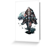 Old Nord - Guild Wars 2 Greeting Card
