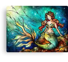 The Serene Siren Canvas Print