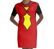 Classic Jess Graphic T-Shirt Dress