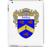McKay Coat of Arms/Family Crest iPad Case/Skin
