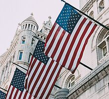 America the Beautiful by chrisbellphoto