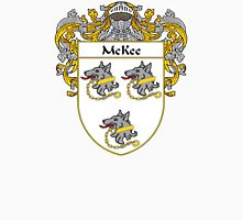 McKee Coat of Arms/Family Crest Unisex T-Shirt