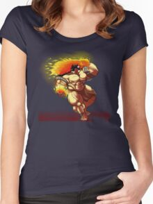 FirePaws Women's Fitted Scoop T-Shirt