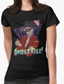 Ghoulz Rule! Womens Fitted T-Shirt