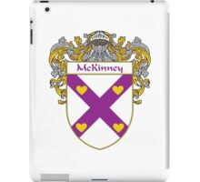 McKinney Coat of Arms/Family Crest iPad Case/Skin