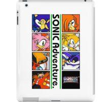SONIC Adventure iPad Case/Skin
