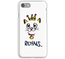 Our Majesty iPhone Case/Skin