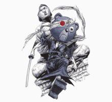 Afro Samurai - Kuma One Piece - Short Sleeve