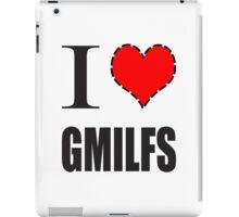 I Heart GMILFS iPad Case/Skin