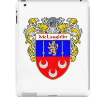 McLaughlin Coat of Arms/Family Crest iPad Case/Skin