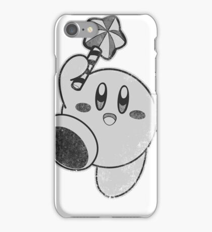 Kirby's Dreamland iPhone Case/Skin