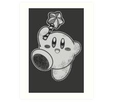 Kirby's Dreamland Art Print