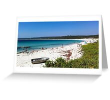 Margaret River, Western Australia Greeting Card