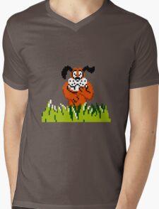 DH Doggeh Mens V-Neck T-Shirt