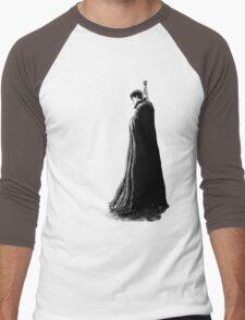 The Black Swordsman Men's Baseball ¾ T-Shirt