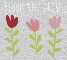 bloom and grow One Piece - Long Sleeve